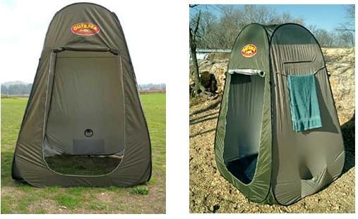 Ducha y baño portátil para tus acampadas - Viajablog