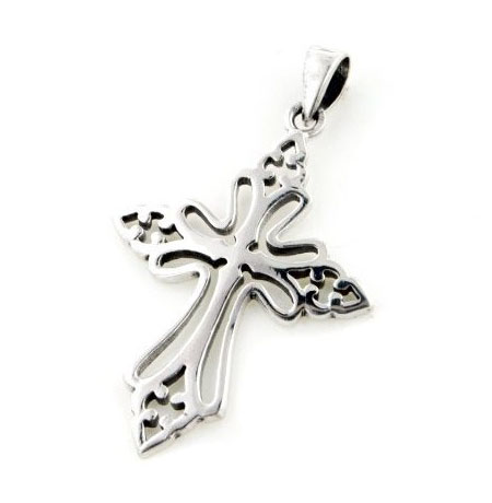Filigree Celtic Cross