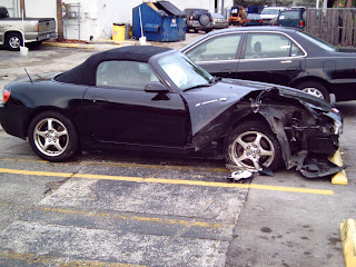 These Are Some Pictures Of My Honda S2000 On Jan 25th 2007 I Took Beautiful To Beach In North Miami Have A Transmission Issue