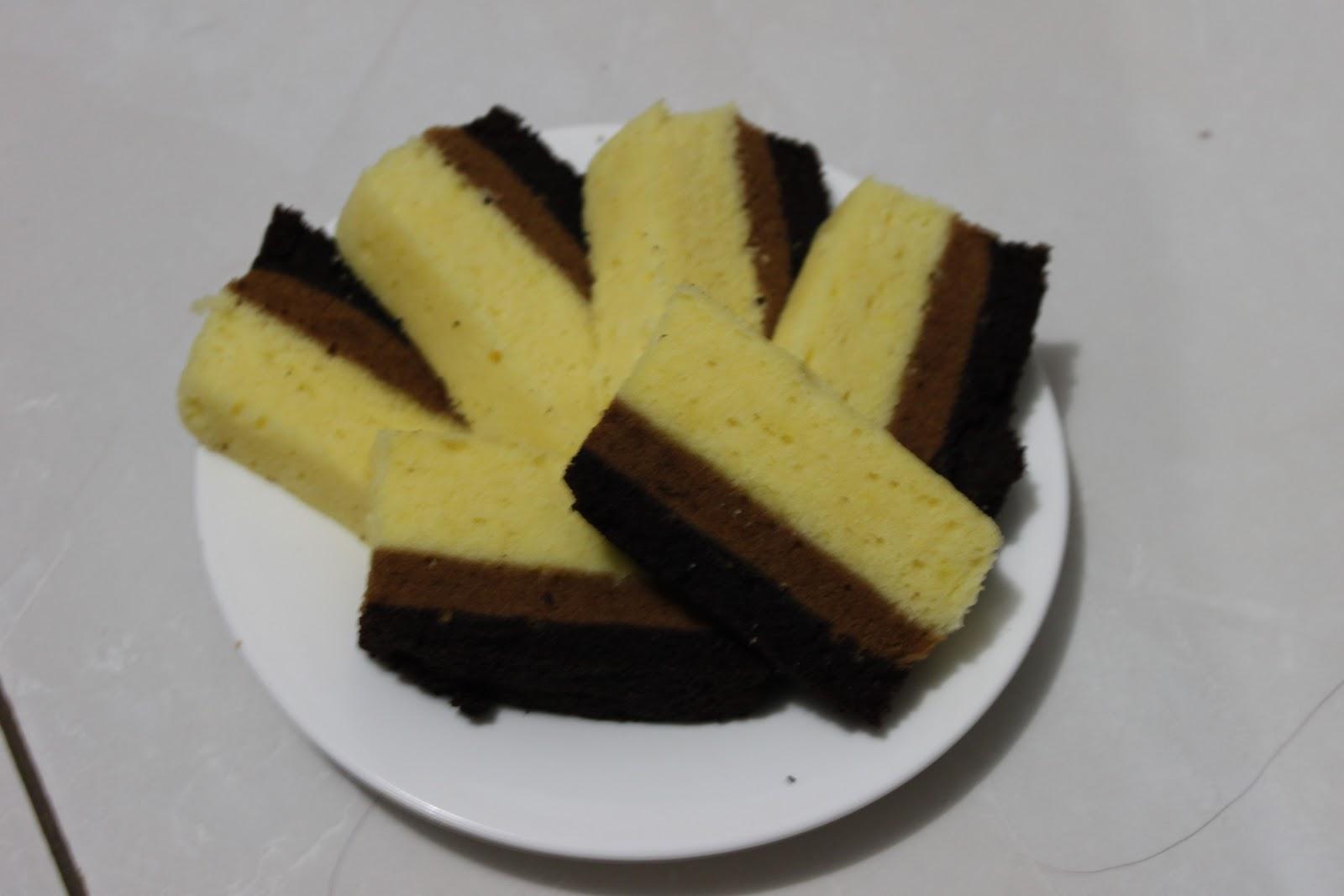 Resep Cake Tart Ncc: Omah KueKoe: Cake Kukus Mocca Coklat