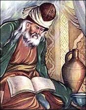 مولانا جلال الدين محمد بلخی رومی