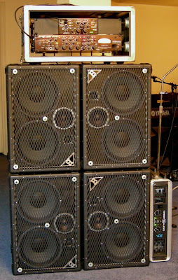 While I Have Tried A Number Of Other Bass Cabinets Over The Last Few Years,  I Keep Returning To The Acmes For Their Unbeatable Accuracy.