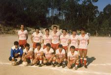 Equipa do Arcos na década de 80