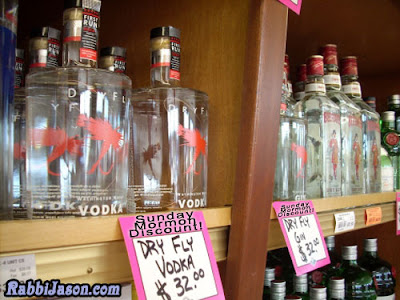 Mormon Booze by Rabbi Jason Miller