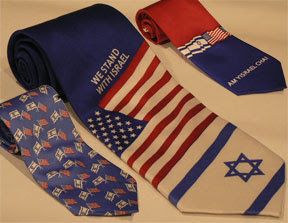 Israel neckties