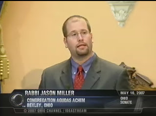 Rabbi Jason Miller