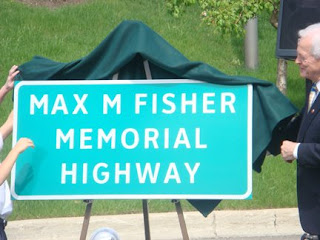Max Fisher Highway