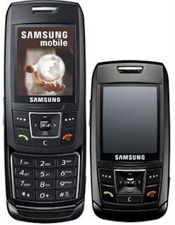jeux samsung sgh-e250 mobile9