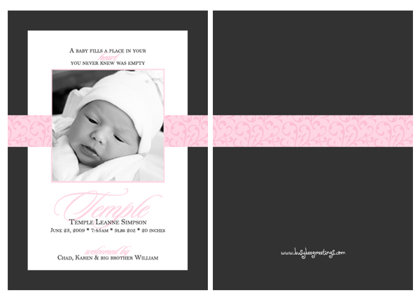 Busy Bee Greetings: Photo Cards vs Cardstock