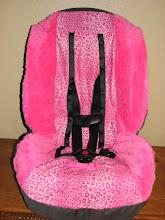 Pink Leopard Minky