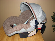 Infant Car seat after Design