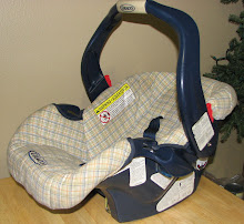 Infant Car Seat Before Design