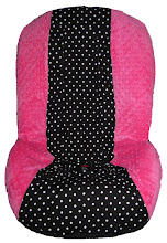 Betty Boop Pink Minky