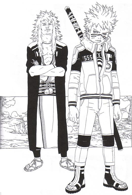 Naruto Manga |OT2| Not A Romance Manga | NeoGAF