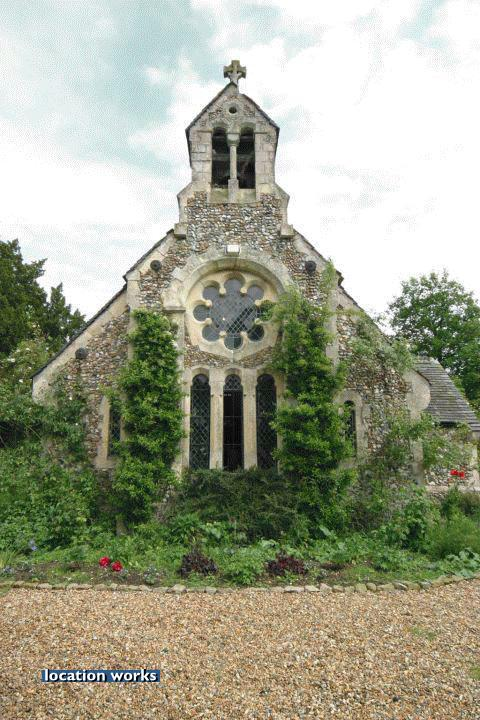 Holy Homes - Converted Churches: Converted Chapel, UK