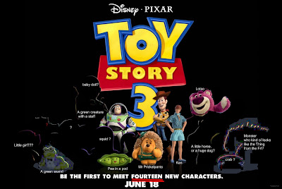 Toy Story 3 New Characters Revealed!
