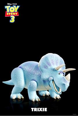 Trixie - Toy Story 3