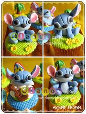 Stitch Birthday Cake Singapore