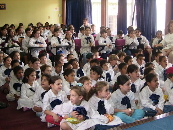 La hora del cuento en la Biblioteca Felisa Lisasola de Salto( Uruguay)