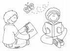 Leer y escribir con niños.