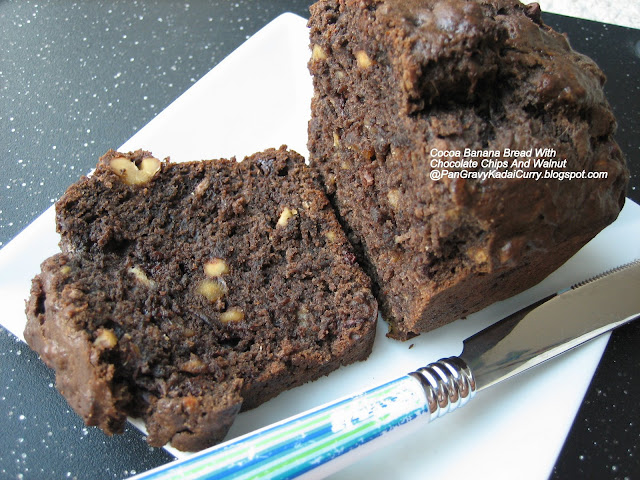 Bread Cake Recipe In Kadai: Pan Gravy Kadai Curry: Egg-less Tunisian Date, Nut