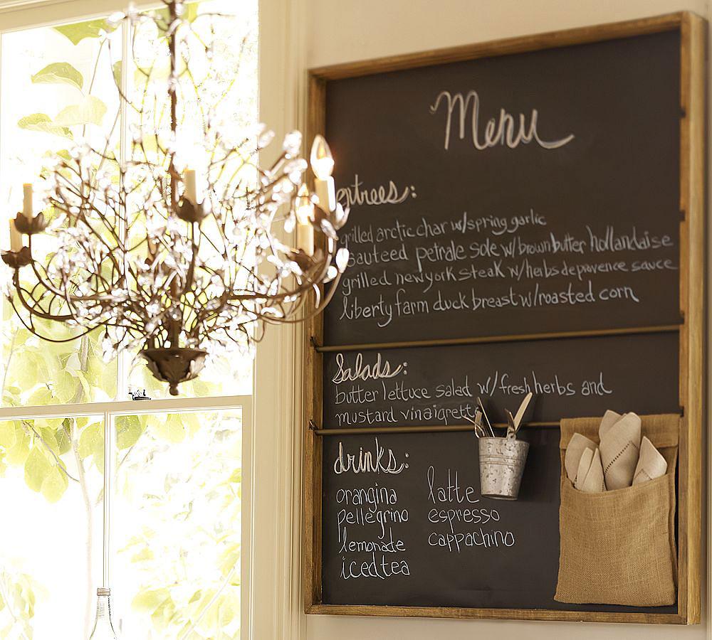 High Street Market: Chalkboards In The Kitchen
