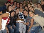 Con mis alumnos de la USM 2007