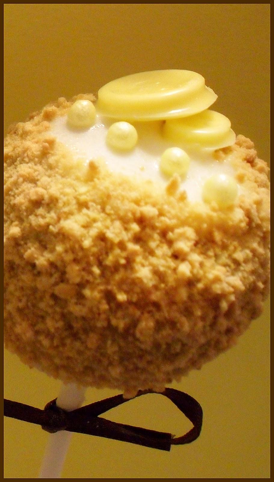 Basic Cake Pop Recipe From Scratch