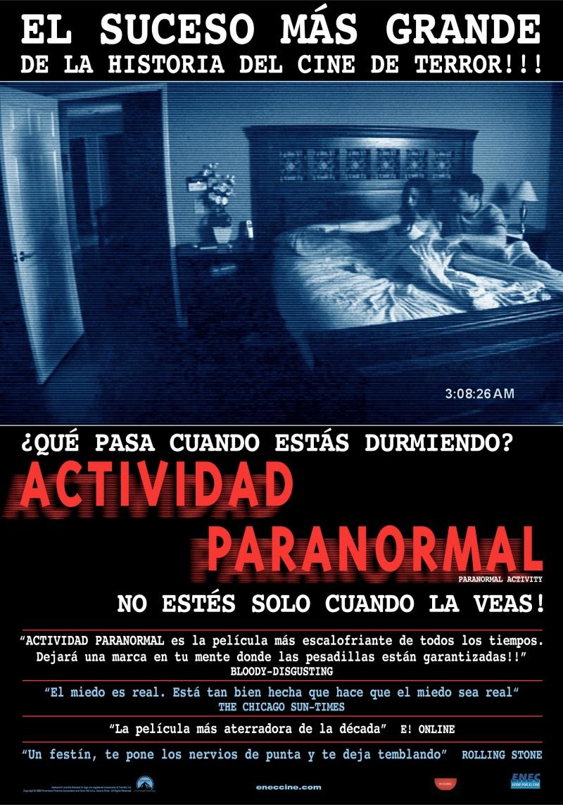 actividad paranormal rmvb