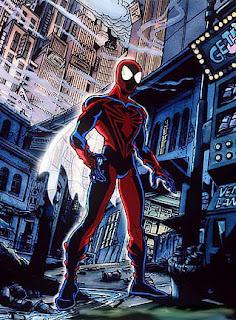 Homem Aranha   Ação sem Limites   Desenho