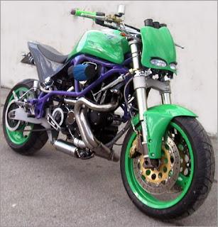 Hulk Bike Rocketgarage Cafe Racer Magazine