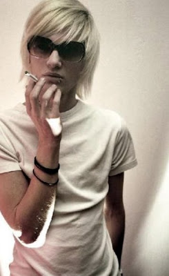 Hot Blonde Emo Guys 74