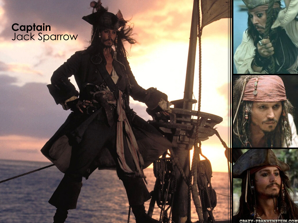 Jack Sparrow Wallpaper, Stand Up, Movie Wallpapers
