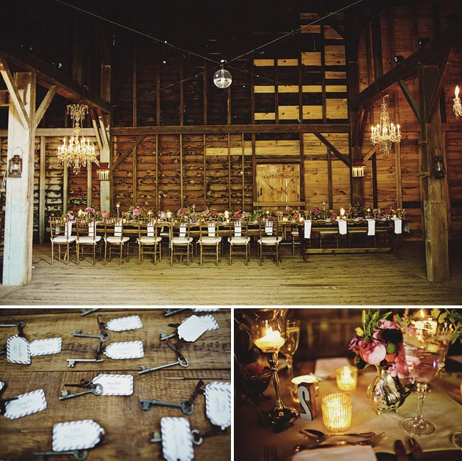 Country Rustic Barn Weddings: Once Was Loved: Country Wedding
