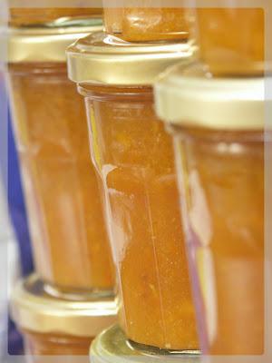 recettes dessert  Confiture doranges amères
