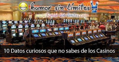 curiosidades del casino