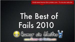 fails 2010