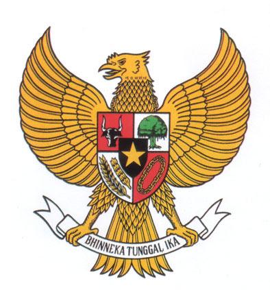 Asal Mula Burung Garuda Pancasila Indonesia  Bali Network