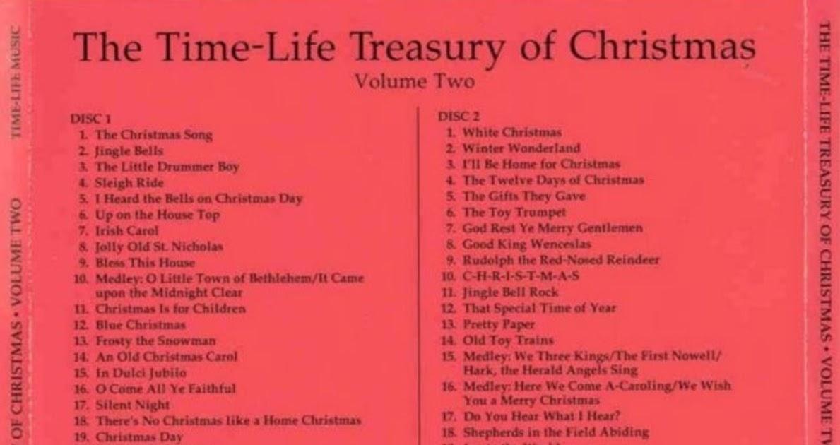 The Time Life Treasury Of Christmas.Pop Music Mp3 Download Va Time Life Treasury Of