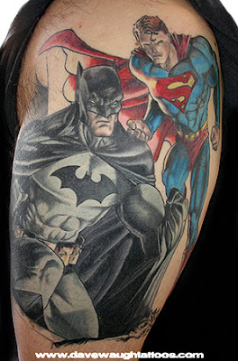 Batmand and Superman