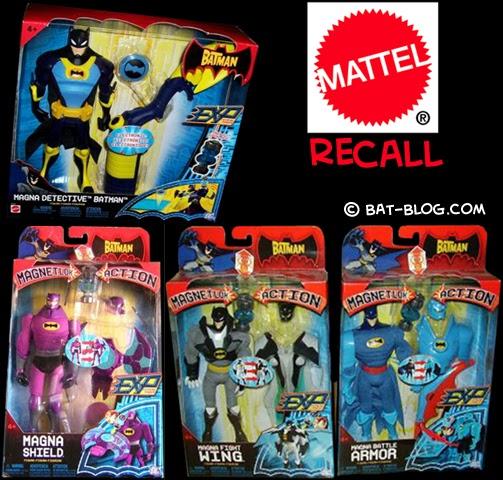 Recall List Toys 118
