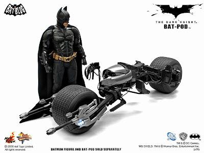 The dark knight batpod toy - photo#42