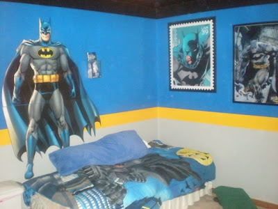 Womens Interests | Beauty Products: Batman Theme Wall Decor ...