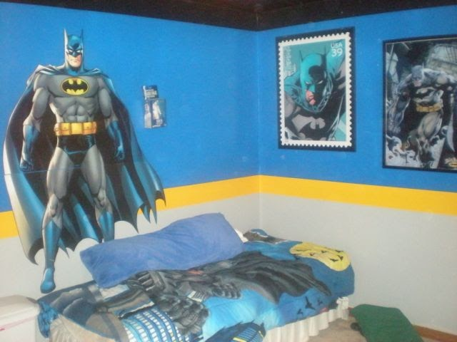 batman bedroom decor bat batman toys and collectibles the batman room 10188