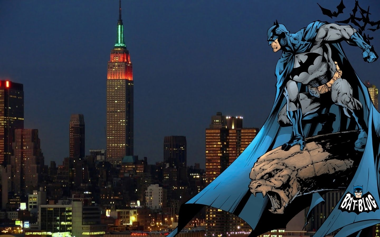 Your number 1 toys collection source batman in gotham - Gotham wallpaper ...