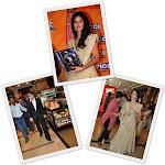 Katrina Kaif and Shahrukh Khan spotted together