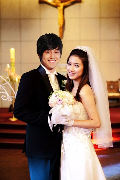 Kim And So Eun Wedding I Hope This Hen In Real Life If That They Are The True Soeulmates Love Them Cute