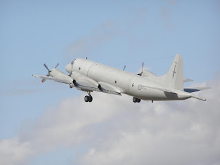 RNZAF P3K Orion