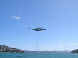 Air Chathams Convair