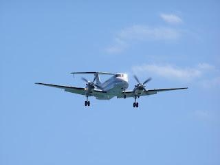 Vincent Aviation Beech B1900C